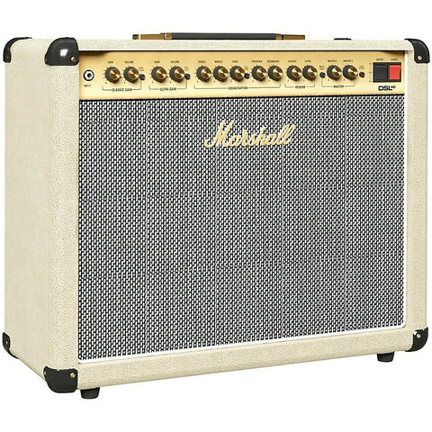 Marshall Limited Edition 40 Watt 1x12 Tube Combo Amp Cream DSL40CRD2-C