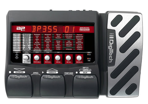 DigiTech BP355 Bass Multi-Effects Pedal - L.A. Music - Canada's Favourite Music Store!