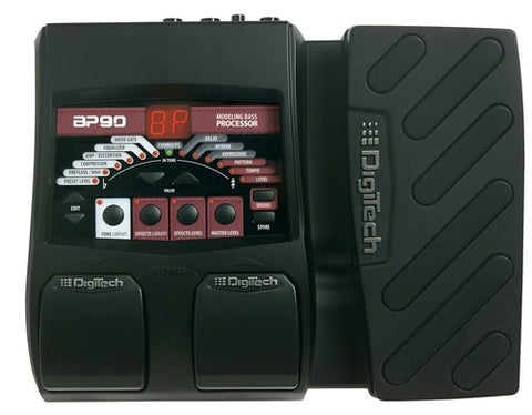 DigiTech Pedal Effect Digitech BP90PS Bass Processor w/Power Sup - L.A. Music - Canada's Favourite Music Store!