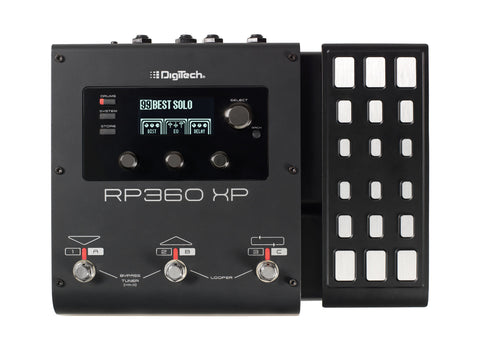 DigiTech RP360XP Guitar Multi-Effects Pedal - L.A. Music - Canada's Favourite Music Store!