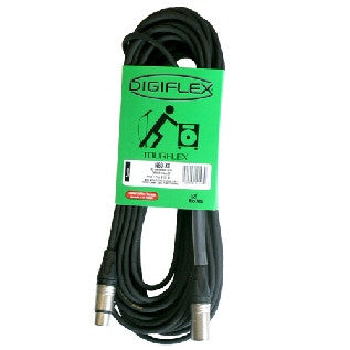Digiflex N50-XX Microphone Cable Professional Touring - L.A. Music - Canada's Favourite Music Store!