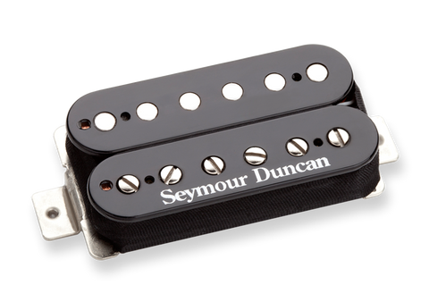 Seymour Duncan 11102-21B SH6BBK Humbucker Distortion Bridge Black