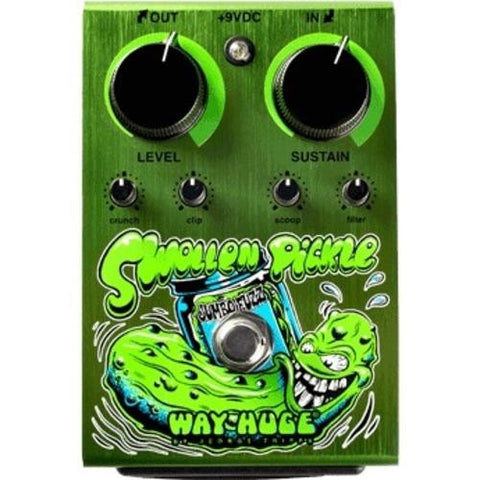 Dunlop MXR Way Huge Swollen Pickle Jumbo Fuzz Dirty Donny Edition - L.A. Music - Canada's Favourite Music Store!