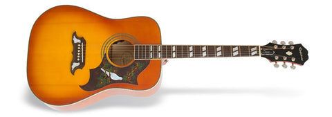 Epiphone Dove Pro Acoustic Electric Guitar EEDVVBNH - L.A. Music - Canada's Favourite Music Store!