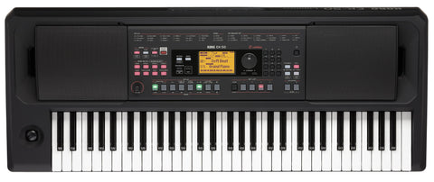 Korg 61-Key Entertainer Keyboard Great Sound Light And Portable EK50L