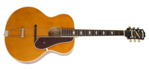 Epiphone Masterbilt Century Collection Deluxe Archtop Design Natural ETDRNANH