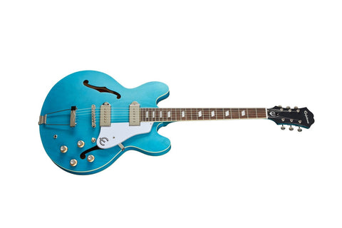 Epiphone Casino Worn ETCAWBDNH – Blue Denim