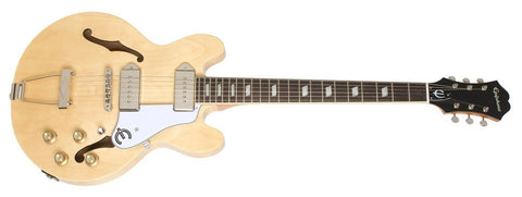 Epiphone 2014 Casino Coupe Natural ETCCNANH