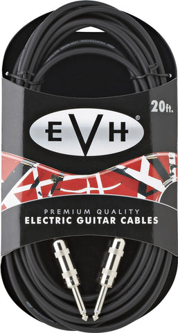 EVH Premium Cable 1' S to S 0220100000 - L.A. Music - Canada's Favourite Music Store!