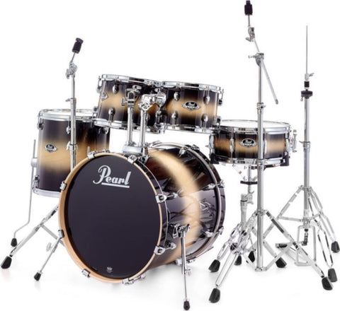 Pearl 5 piece shell pack Nat Nightshade EXL705NPC255