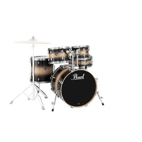 Pearl Drum Shell Set EXL725SPC255 Nat Nightshade