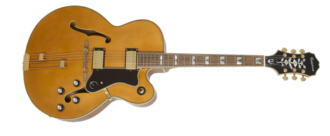 Epiphone 2018 Broadway Vintage Natural ETBWVNGH