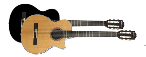 Epiphone 2018 CEC Coupe Acoustic Electric Antique Natural EECCANNH