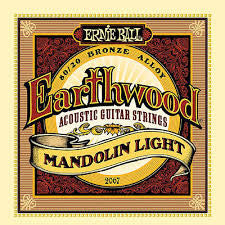 Ernie Ball Earthwood 80/20 Bronze Loop End Mandolin Strings Light 9-34 EBP02067 - L.A. Music - Canada's Favourite Music Store!