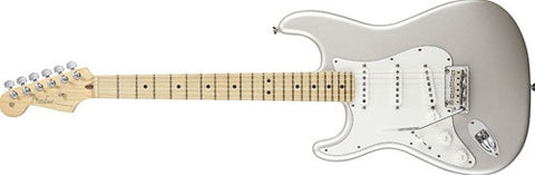 Fender American Standard Stratocaster Left Handed Maple Neck Blizzard Pearl American Standard Electric Guitar 0110422755
