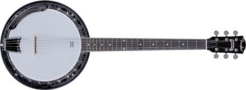 Fender Rustler 6-String Banjo, 3-Color Sunburst 0955616021