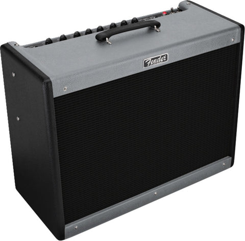 Fender Hot Rod Deluxe Silver/Black with Celestion V30 Speaker 2230200942 - L.A. Music - Canada's Favourite Music Store!