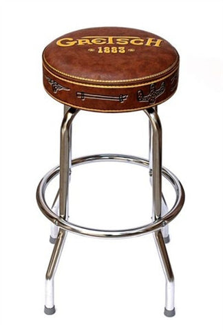 Gretsch 1883 Logo Bar Stool - 30 inch 9124756010
