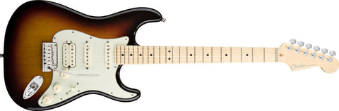Fender American Deluxe Stratocaster HSS Maple Neck 3-Color Sunburst 0119102700 - L.A. Music - Canada's Favourite Music Store!