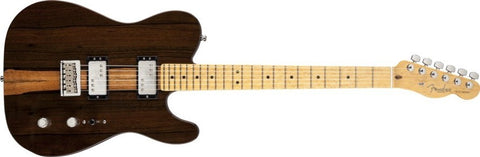 Fender Select Telecaster HH Birdeyes Maple Natural 0170315821 - L.A. Music - Canada's Favourite Music Store!