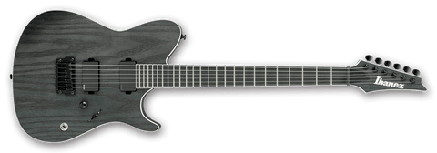 Ibanez FRIX6FEAH-CSF FR ELECTRIC GUITAR Charcoal Stained Flat - L.A. Music - Canada's Favourite Music Store!