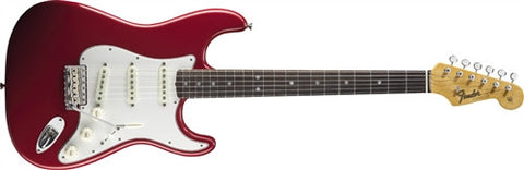 Fender American Vintage '65 Stratocaster Round-Lam Rosewood, Dakota Red 0111820854