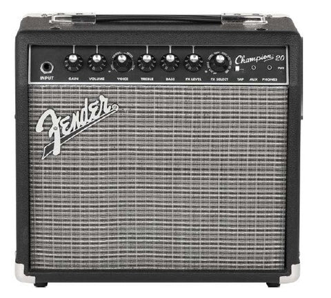 Fender Champion 20, 120V 2330200000 - L.A. Music - Canada's Favourite Music Store!