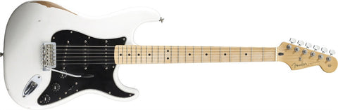 Fender Road Worn Player Stratocaster, Maple Fingerboard, Olympic White 0131062305 - L.A. Music - Canada's Favourite Music Store!