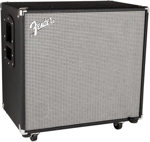 Fender Rumble 115 Cabinet (V3), Black/Silver 2370900000 - L.A. Music - Canada's Favourite Music Store!