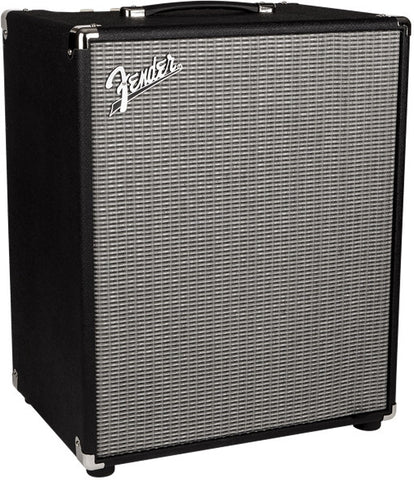 Fender Rumble 200 (V3), 120V, Black/Silver 2370500000 - L.A. Music - Canada's Favourite Music Store!