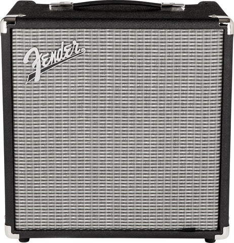 Fender Rumble 25 (V3), 120V, Black/Silver 2370200000 - L.A. Music - Canada's Favourite Music Store!