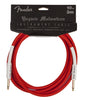 Fender Yngwie Malmsteen High- Performance Signature Cable 10 Feet YMG-10 - L.A. Music - Canada's Favourite Music Store!