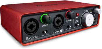Focusrite Scarlett 2i2 MK2 Audio Interface - L.A. Music - Canada's Favourite Music Store!