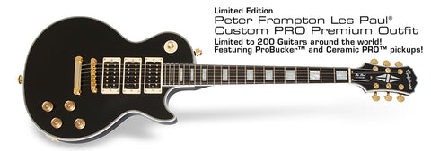 Epiphone Limited Edition Peter Frampton Custom PRO – Outfit