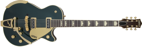 Gretsch G6128T-57 Vintage Select Duo Jet Cadillac Green with Case - L.A. Music - Canada's Favourite Music Store!