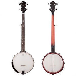 Fender Rustler 5-String Open Back Banjo 0955617021 - L.A. Music - Canada's Favourite Music Store!