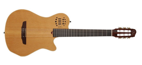 Godin Guitars Multiac Grand Concert SA Natural High-Gloss 012817 - L.A. Music - Canada's Favourite Music Store!