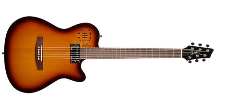 Godin Guitars A6 Ultra Cognac Burst High-Gloss 030286 - L.A. Music - Canada's Favourite Music Store!