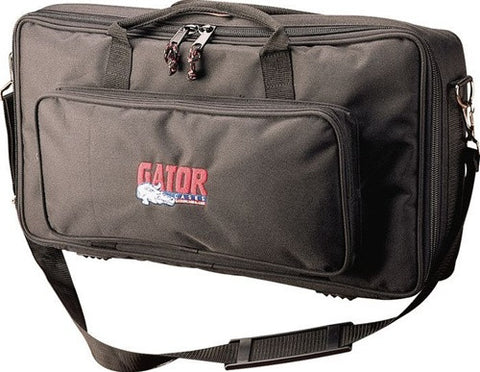 Gator GK 2110 Soft bag Korg Micro, and Multi FX pedal board bag - L.A. Music - Canada's Favourite Music Store!