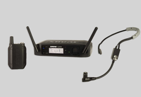 Shure GLXD14/SM35-Z2 Wireless Headset System with SM35-TQG Microphone