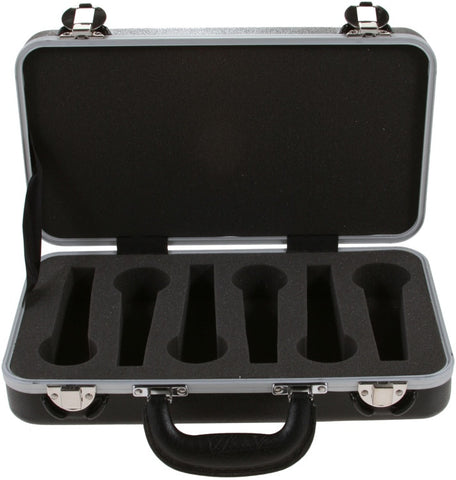 Gator GM-6-PE Polyethylene 6 Microphone Case floor model clearance - L.A. Music - Canada's Favourite Music Store!