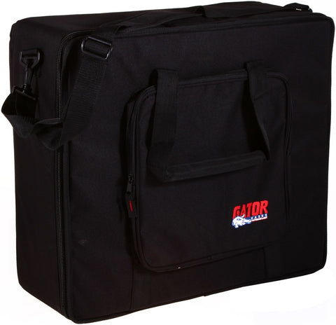 Gator G MIX L 1618 : 16'' x 18'' x 6'' Mixer Bag floor model clearance - L.A. Music - Canada's Favourite Music Store!