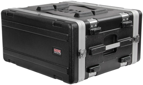 Gator G SHOCK-4L 4U rack case, double shock absorber each corner - L.A. Music - Canada's Favourite Music Store!