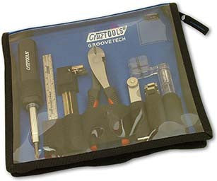 CruzTOOLS - Cruz Tools Guitar Tech Kit - L.A. Music - Canada's Favourite Music Store!