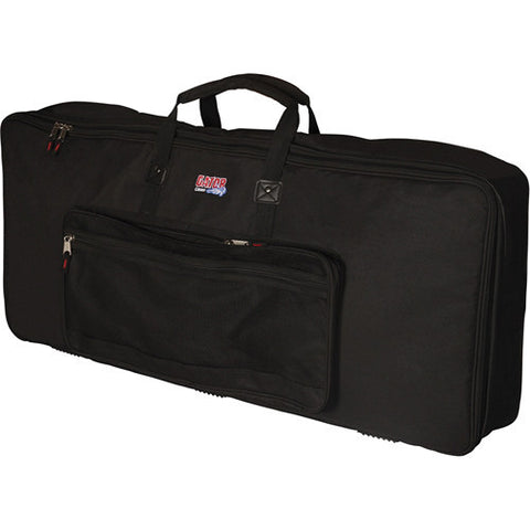Gator 76 note slim keyboard bag - L.A. Music - Canada's Favourite Music Store!