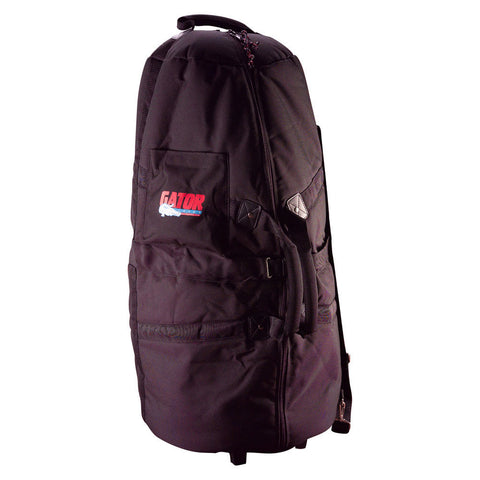 Gator Padded Conga Bag With Adjustable Strap; With Wheels GP-CONGA-W - L.A. Music - Canada's Favourite Music Store!