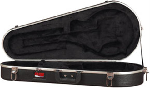 Gator GC MANDOLIN Deluxe ABS Mandolin case for teardrop, f style - L.A. Music - Canada's Favourite Music Store!