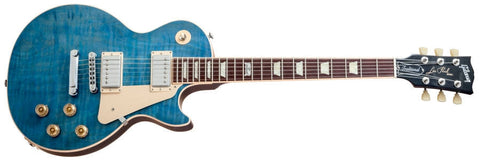 Gibson 2014 Les Paul Traditional Electric Guitar Heritage Ocean Blue LPTD4OBCH - L.A. Music - Canada's Favourite Music Store!