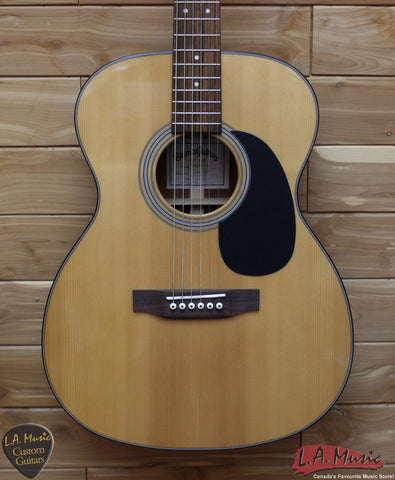 Used Sigma 000M-18 14 Fret Auditorium Body with Solid Sitka Spruce Top, Mahogany Back, Sides & Neck, Micarta Fingerboard