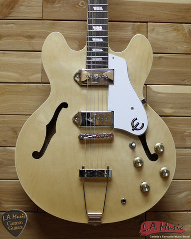 Epiphone 2014 Casino Natural ETCCNANH